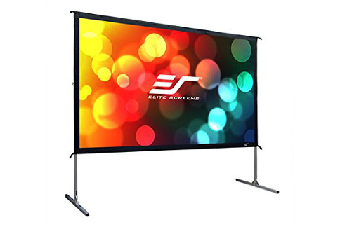120-Inch Screen - Front